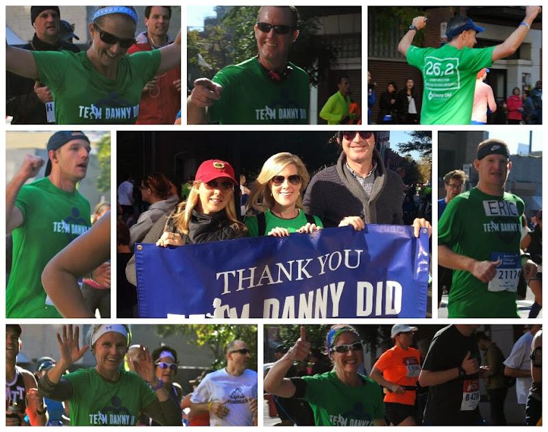 RunnerCollage2014 20141014 185345650 My Chicago Marathon Recap   #TeamDannyDid