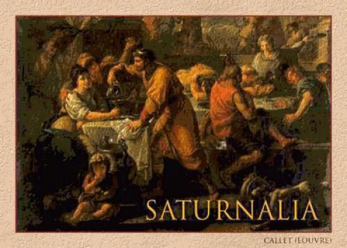 Saturnalia Practices And Rituals