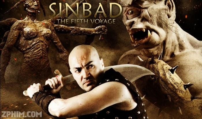 Ảnh trong phim Cuộc Phiêu Lưu Thứ 5 Của Sinbad - Sinbad: The Fifth Voyage 1