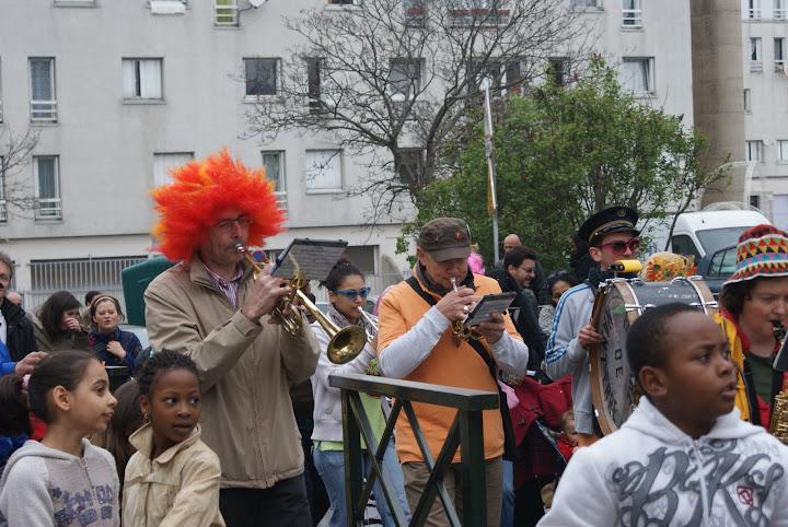 carnaval à l'école J. Decour