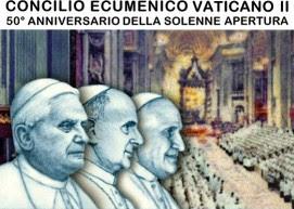Anniversario del Concilio Vaticano II