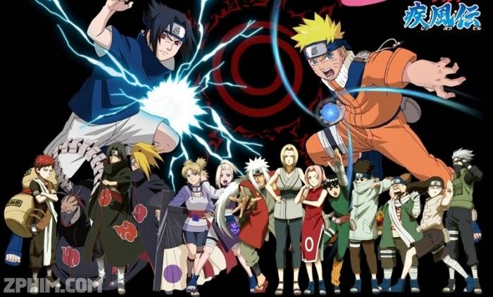 Ảnh trong phim Naruto Phần 1 - Naruto 9