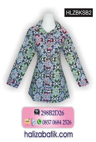 grosir batik pekalongan, Baju Batik Modern, Gambar Baju Batik, Grosir Batik
