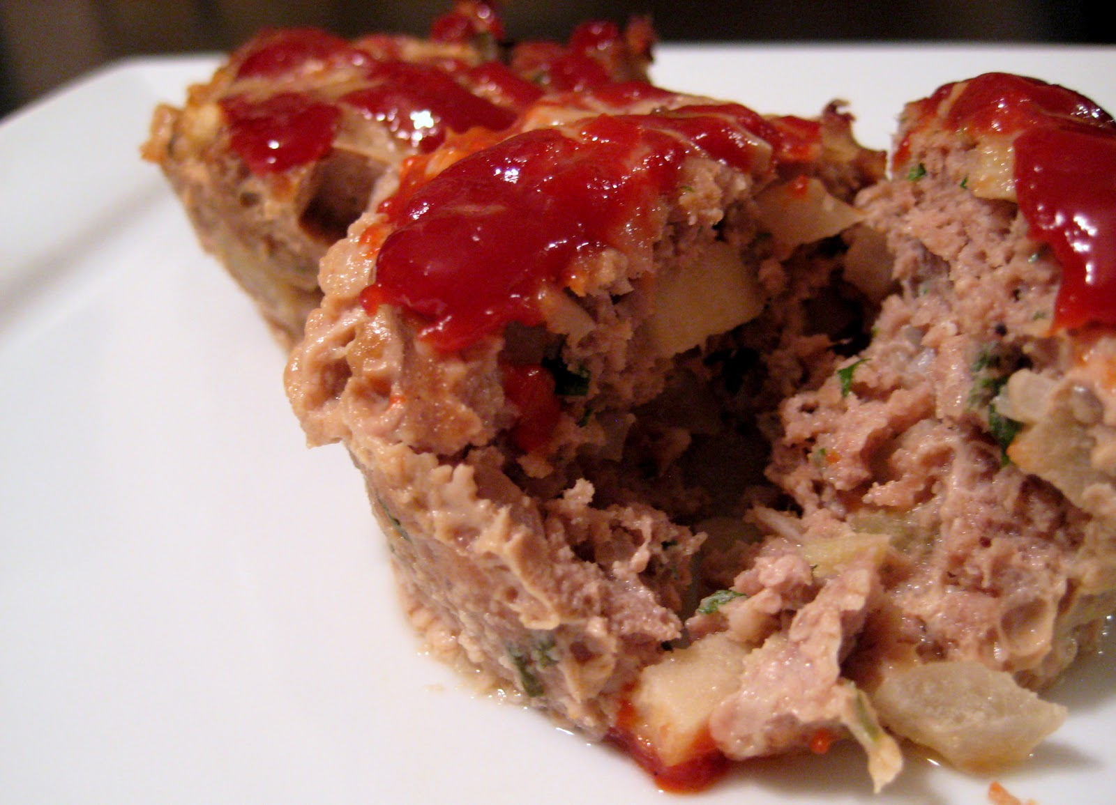 Turkey Pesto Meatloaf With Tomato Sauce Recipes — Dishmaps