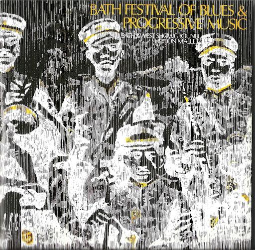 Led Zeppelin - 1970-06-28 - Bath Festival (Two sources