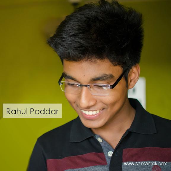 Rahul Poddar