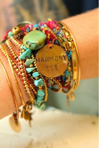bracelets été 2017