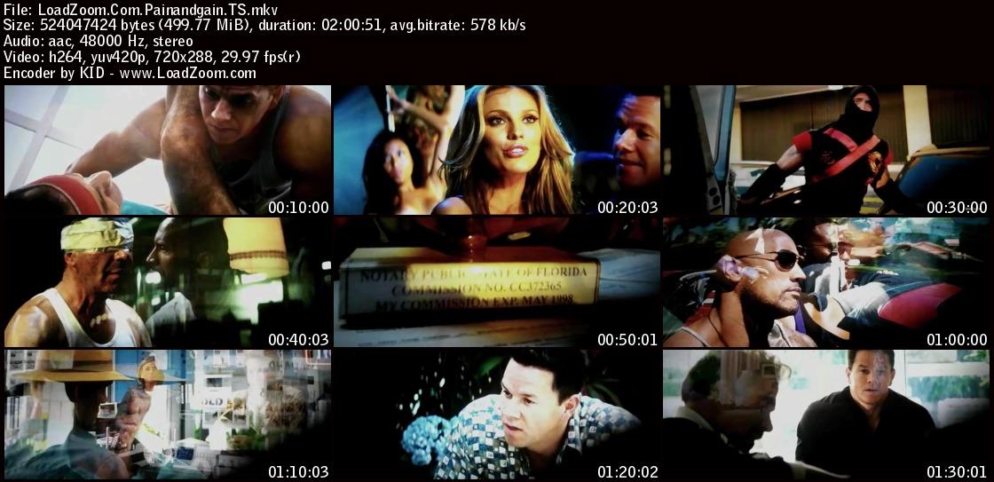movie screenshot of Pain & Gain fdmovie.com