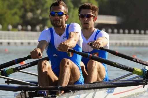 Nove barche azzurre nelle semifinali di Coppa del Mondo di Lucerna