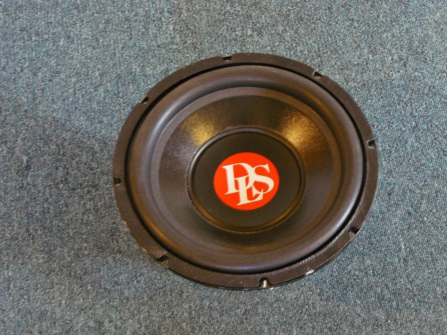 fs dls classic oa12 free air subwoofer car audio. Black Bedroom Furniture Sets. Home Design Ideas