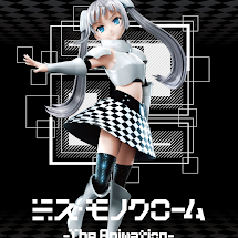 Miss Monochrome -The Animation- Soundtrack Black & White Edition