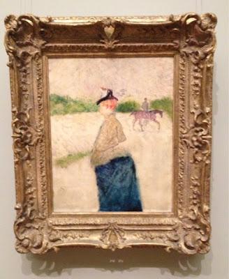 The Impressionist exhibit at The Met
