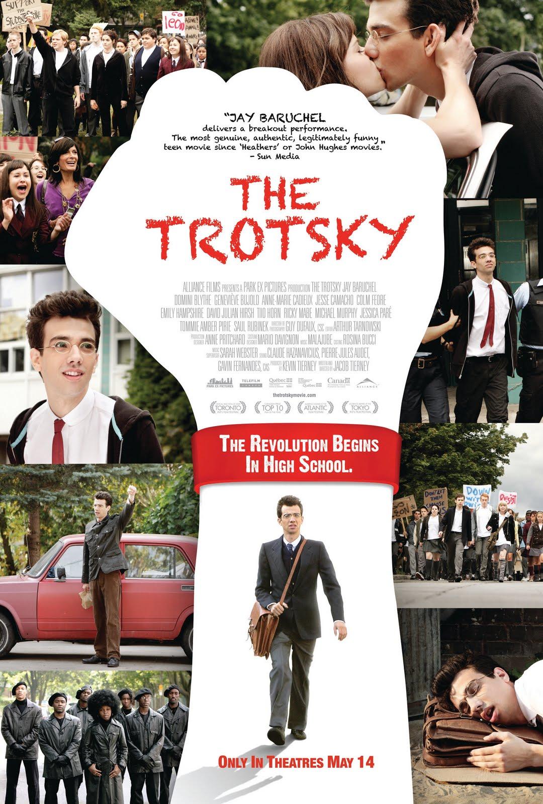 Trotsky – A Revolução Começa na Escola Dublado e Legendado 2011