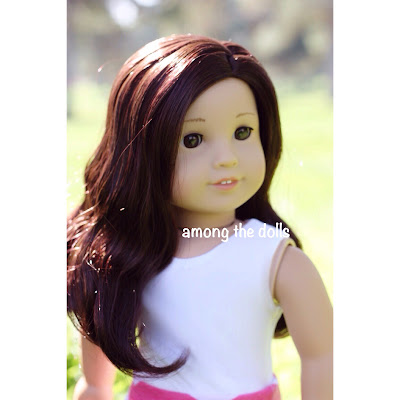 Girl doll of the year 2006 jess american girl of the year 2006