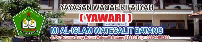 MI Al-Islam Watesalit Batang