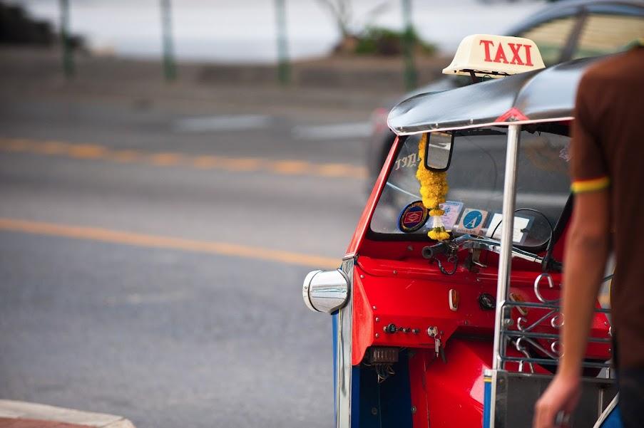 Taxi, Tyson Jerry