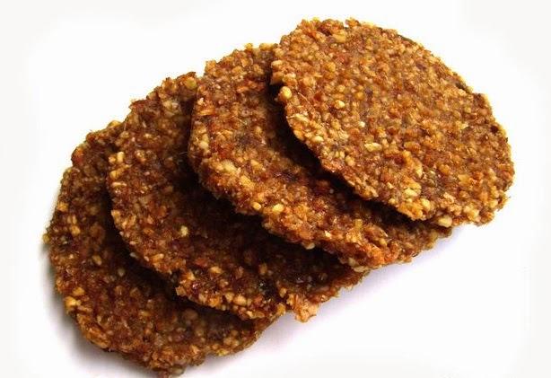 Печенье из проростков