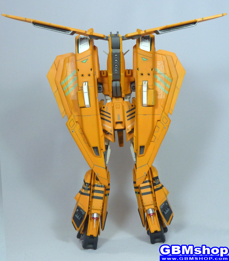 MSZ-006-3B Zeta Gundam 3B Type Grey Wolf Gray Zeta