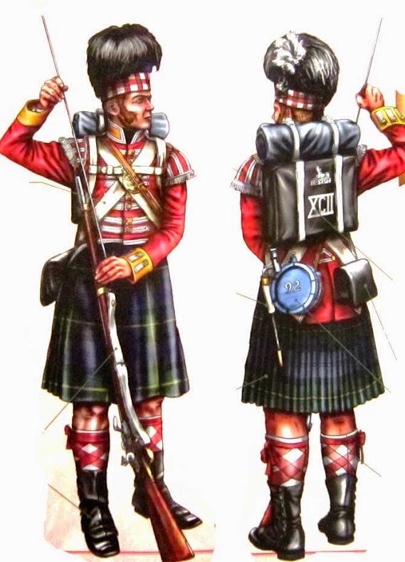 Шотландцы Гордона