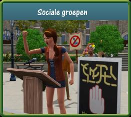 PT gids sociale groepen