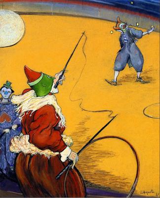 Louis Anquetin - Cirque Fernando