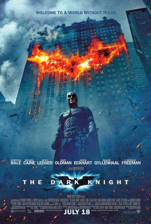 Poster Of The Dark Knight (2008) Full Movie Hindi Dubbed Free Download Watch Online At Alldownloads4u.Com