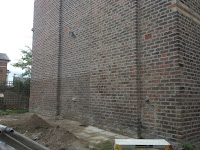gable end pointed