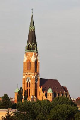 Katholische Kirche Donaufeld