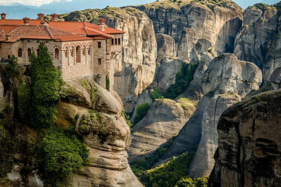 Greek Islands, Meteora