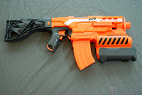 Nerf Elite Demolisher Review