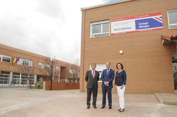 Ampliación del Colegio Público María Moliner en Villanueva de la Cañada
