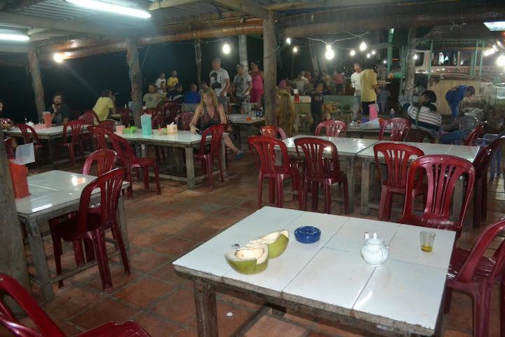 Кафе с морепродуктами в Муйне