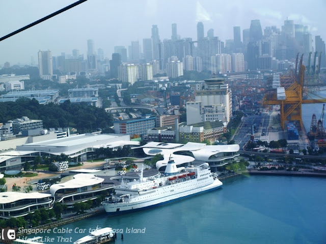 Getting to Sentosa Island, Singapore picture singapore free easy  photo