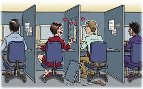 Dating at workplace