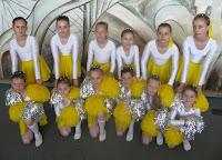 VIII Wiosenny Turniej Tańca Disco&Cheerleaders – Kielecki Teatr Tańca (09.05.2009)