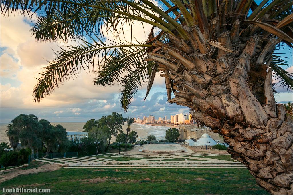 Тель Авив Яффо - Tel Aviv Jaffa - תל אביב יפו