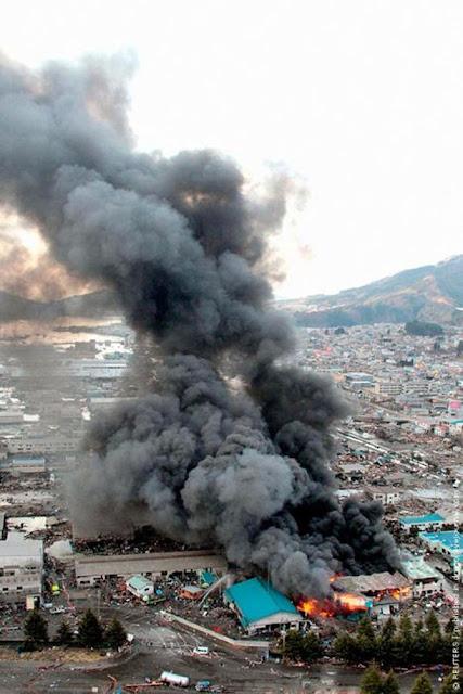 Tsunami – Japão 2011 - As melhores imagens da tragedia... Fotos-do-japao-4