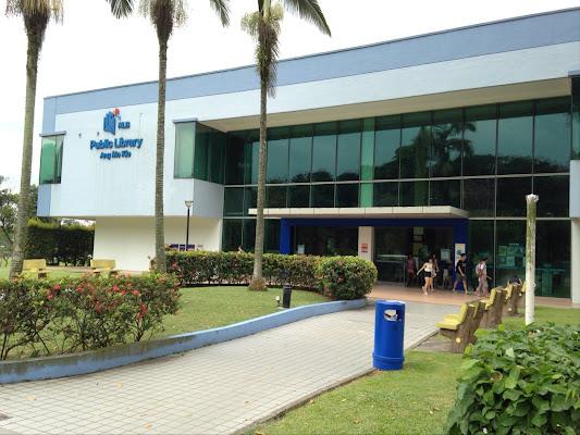 Ang Mo Kio Public Library