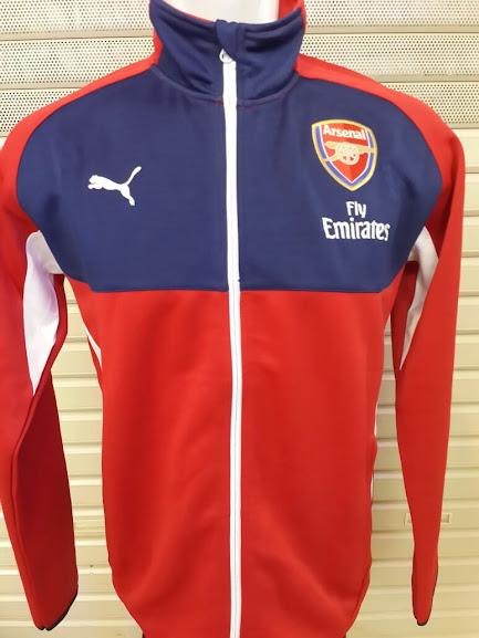 Jual Jaket Arsenal Hitam Dongker 2014-2015
