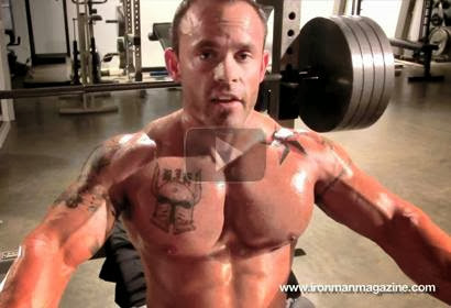 Bench Press Tips by Shawn Frankl