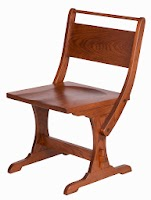 Kessel Dining Chair in Pecan Oak
