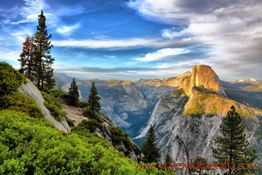 Parque Nacional Yosemite, Estados Unidos de América, otra de las maravillas naturales del mundo