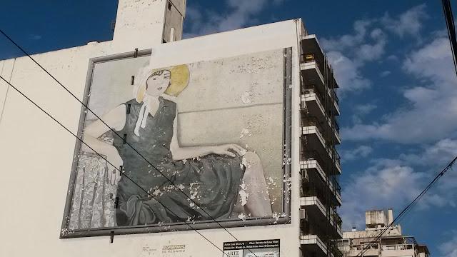 Arte callejero, Street Art, Rosario, Argentina, Elisa N, Blog de Viajes, Lifestyle, Travel