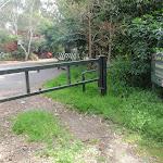 Boundary Rd gate (79855)