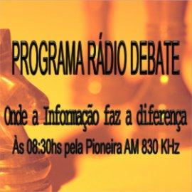 Programa Radio e Debate