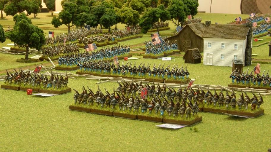 10mm ACW Wargame