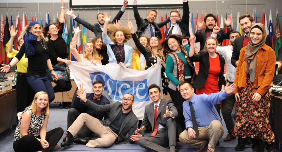 Youth in Peace and Security   OSCE