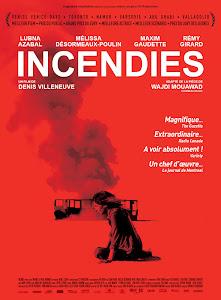 Bỏng Cháy - Incendies poster