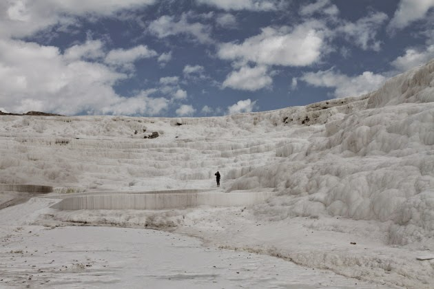 Pamukkale - a must visit place in Turkey