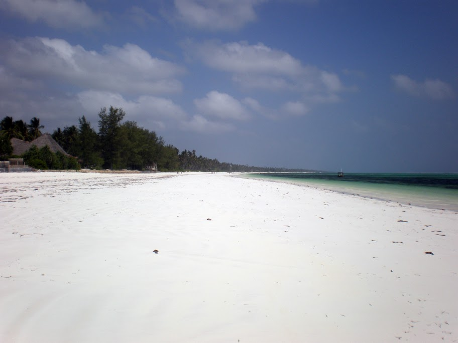A beach made in heaven, Matemwe beach, Zanzibar